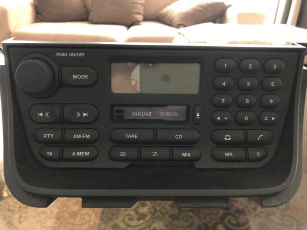 "Zestaw audio Jaguar XJ X308 99"""