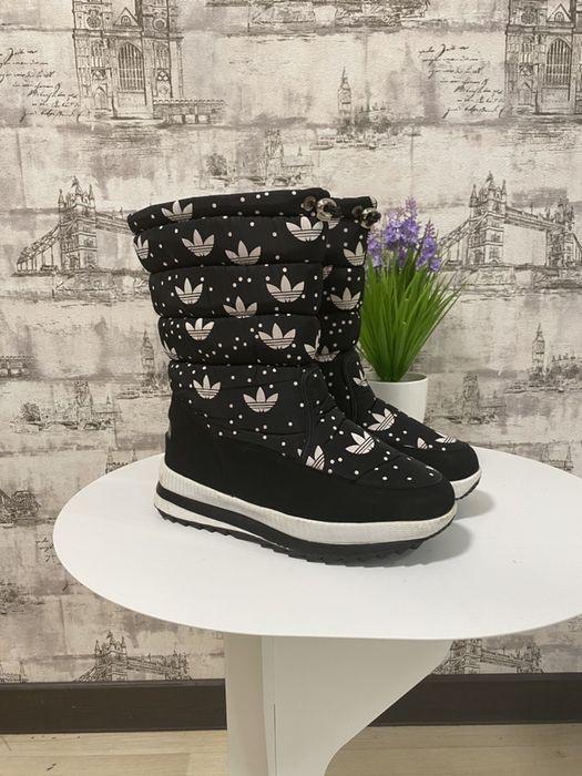 Сапоги дутики adidas размер 38 Днепр - изображение 1