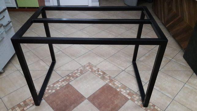 Noga, podstawa do stołu z metalowego profilu