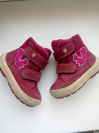 Демисезонные ботинки сапоги 21 р. Gore-tex,12.5 см