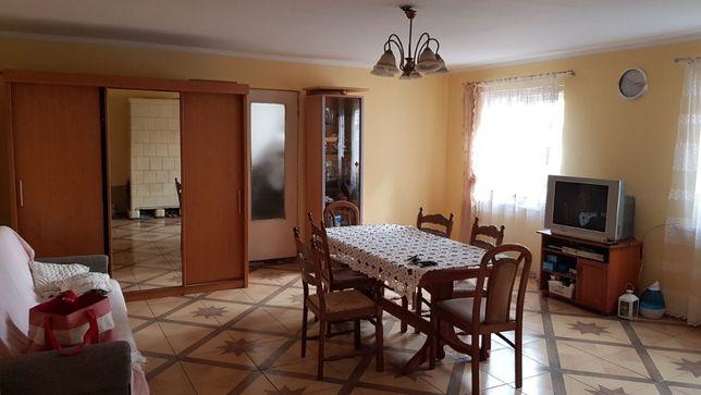 Mieszkanie do remontu Kunice k/Legnicy 70 m2 piwnica ogródek