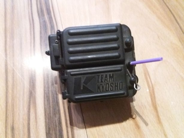 Kyosho rc pudelko na elektronikę