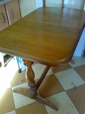 Продам стол из нат. дуба (раздвижной) резной работы (эксклюзив) 3600г