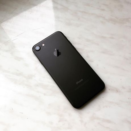 Iphone 7 32gb Matte Black Neverlock