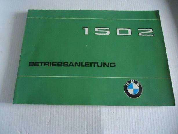 livro Bmw 1502