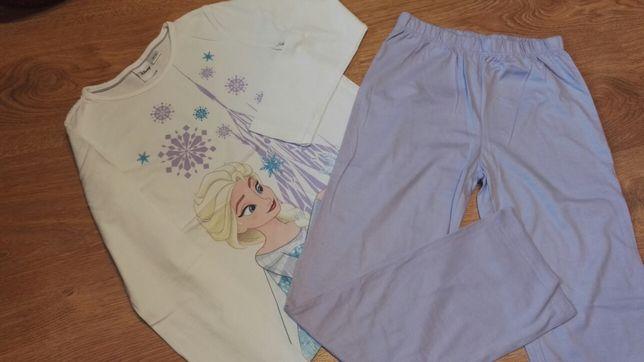 Piżama z długim rękawem dla dziewczynki 122/128