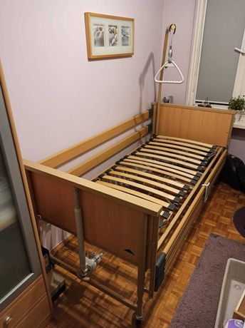 Łóżko rehabilitacyjne Burmeier Dali, stan bdb