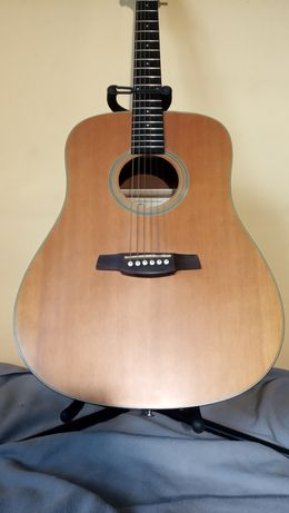 Crafter HD24/SCD - gitara akustyczna + pokrowiec/futerał