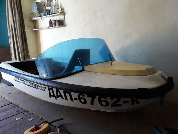 Лодка ДАП- 6762 -К