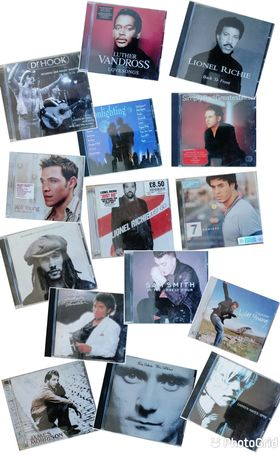 49   CDs diversos