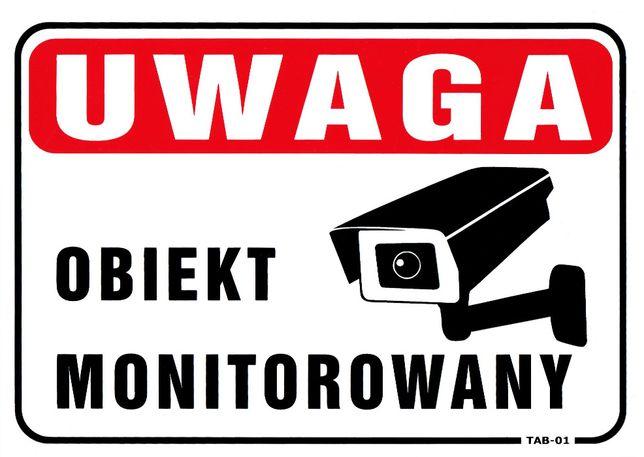 Monitoring CCTV montaż kamer videodomofonu alarmu