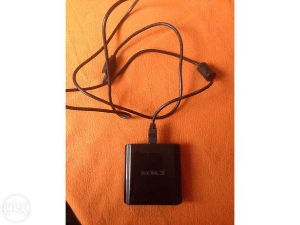 USB Card Reader 2.0 SanDisk Extreme