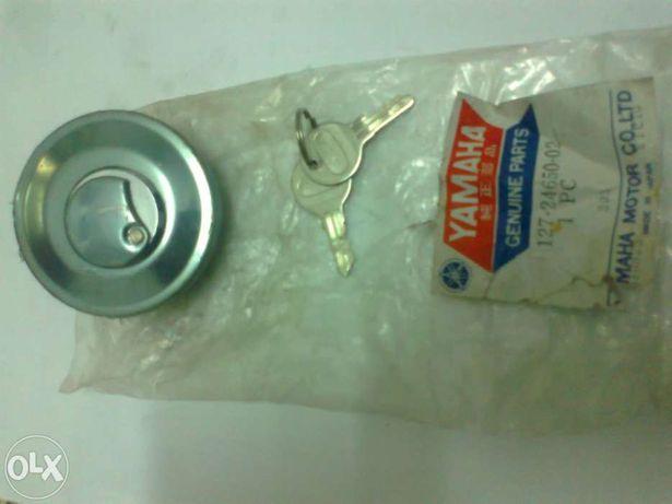 Vendo tampão de deposito yamaha antigo