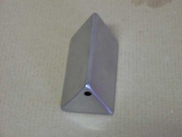 Paliteiro de aço inox