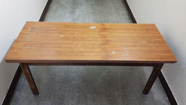 Stół Ława rozkładana lite drewno