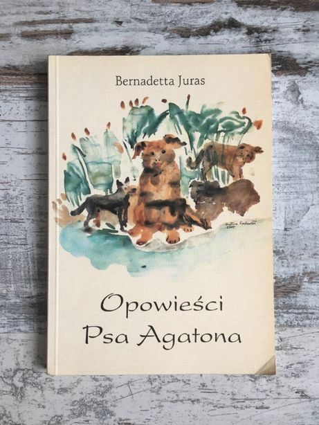 Opowieści psa Agatona