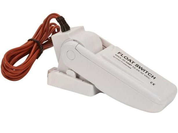 Przełącznik automatyczny pompy zęzowej do wody na łódź jacht / NOWY