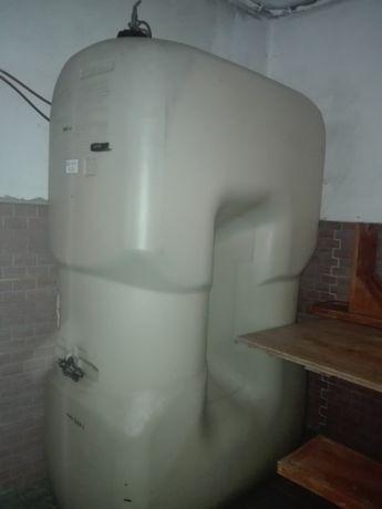 Depósito de gasóleo de 1000 ml