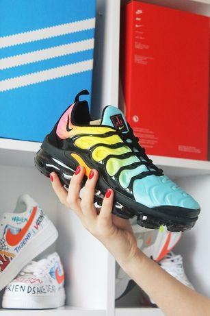 Nike Air Vapormax Tn Blue Yellow