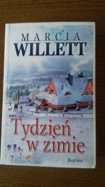 Książka Tydzień w Zimie Marica Willett