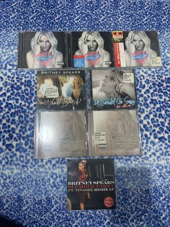Britney spears - britney jean + glory pack