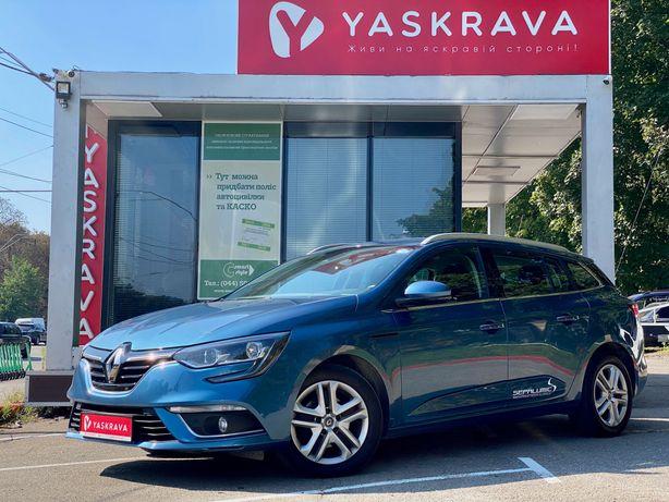 Свіжопригнаний Renault Megane ZEN 2018 АКПП, ГАРАНТІЯ, РОЗСТРОЧКА