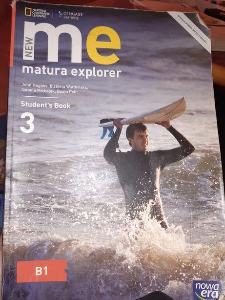 Me matura explorer podręcznik B1