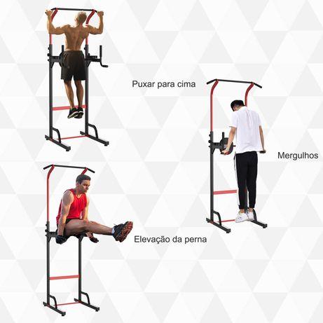 Maquina musculação Pull-up