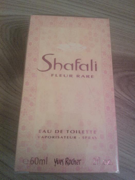 Shafali Fleur rare Yves Rocher 60ml , mega rarytas Sosnowiec - image 1