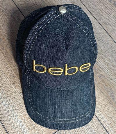 Dżinsowa czapka bebe, one size