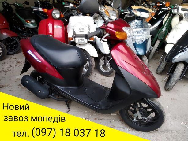 Honda Dio 25 красный без пробега скутер мопед мото