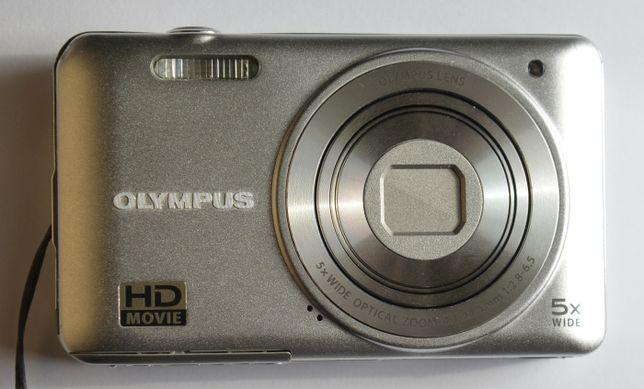 Aparat OLYMPUS D-745 srebrny