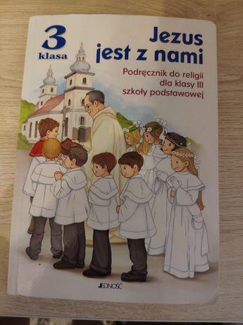 Jezus jest z nami podręcznik do religii 3klasy