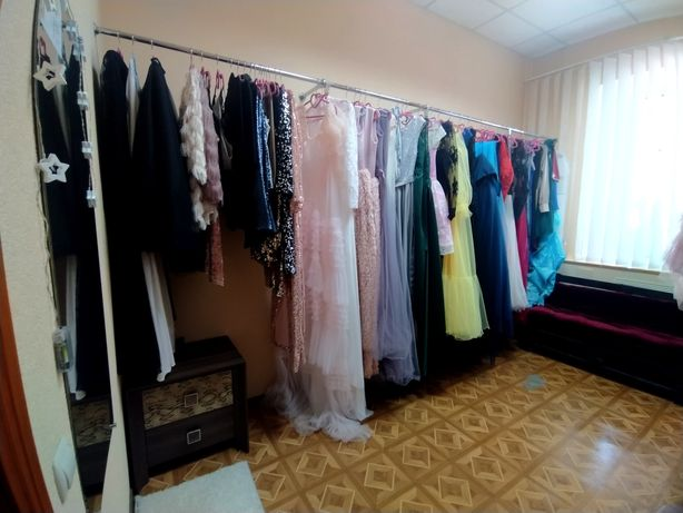 Готовый бизнес аренды платьев
