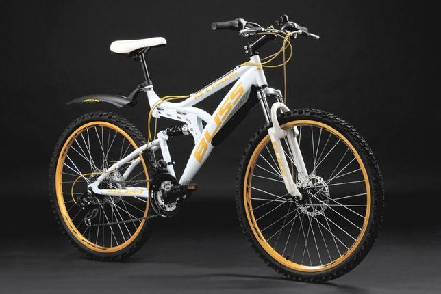"Niemiecki rower HARDTAIL MTB BLISS 26"" !! PROMOCJA - 70 % !!"