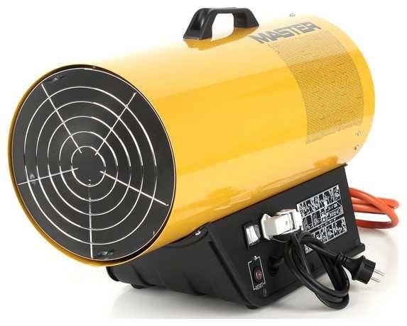 Nagrzewnica gazowa Master BLP 53 ET 53 kW OKAZJA Powystawowa