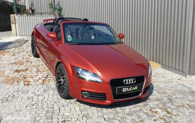 Audi TT 2.0 TFSi Roadster
