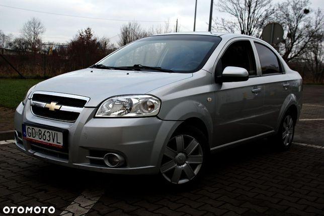 Chevrolet Aveo 1.4 Benzyna+Gaz