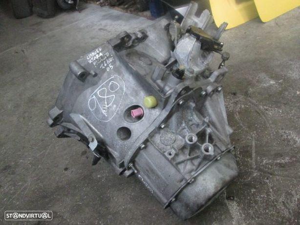 Caixa velocidade 20DM62 CITROEN / XSARA PICASSO / 2005 / 1.6 HDI / 5V / DIESEL /