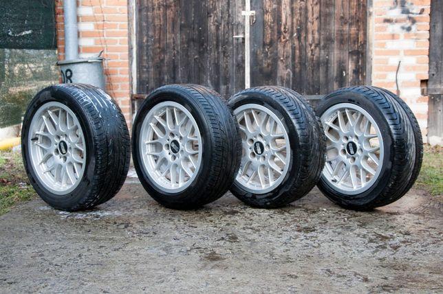Felgi BBS R17x8, 5x120, BMW + OPONY