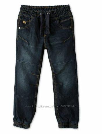 Фирменные джинсы джогеры C&A