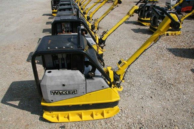 Zagęszczarka rewersyjna WACKER NEUSON DPU 6055 H 478kg 2007r.