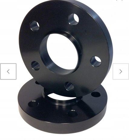 Dystansy bmw x6 e71 30mm czarne + sruby