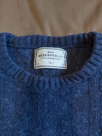 Sweter męski Reserved L