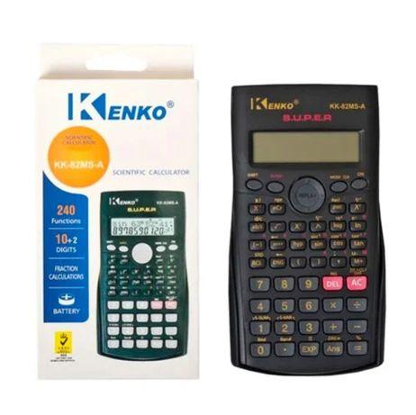 Инженерный калькулятор KENKO КК-82MS-A 240 функций, 10-разрядный