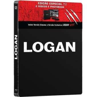 Logan/wolverine blu ray Digibook(última unidade)