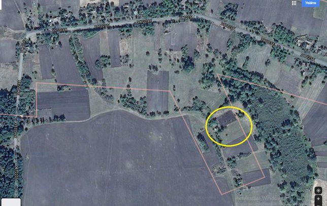 земельный участок 106 соток. район нижнесульского заповедника