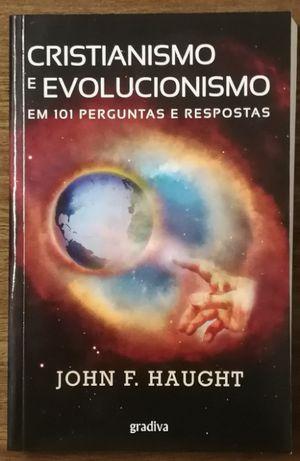 cristianismo e evolucionismo, john f. haught, gradiva