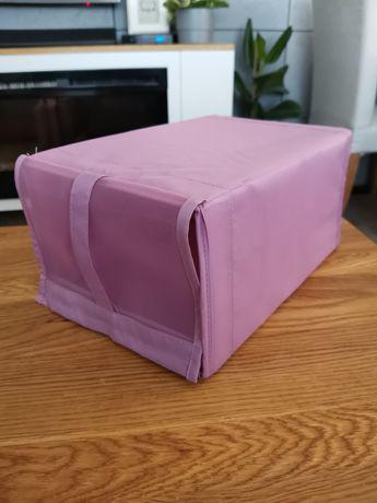 Pudełko na buty Skubb fiolet wrzos