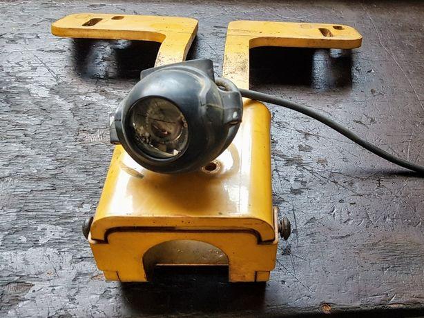 Kamera tylna cofania oryginał Caterpillar M313D M315D M316D M322D CAT